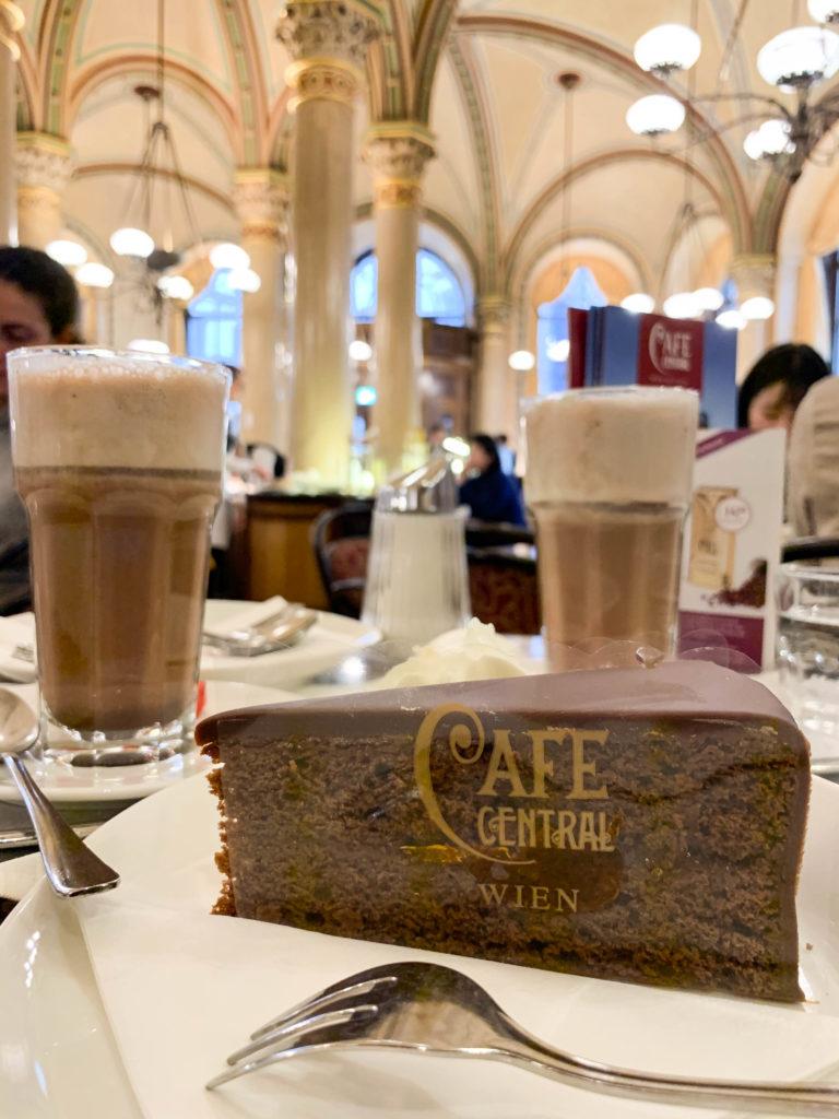 Sacher torte Vienne