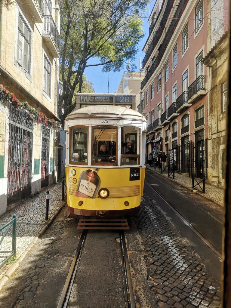Ville Lisbonne
