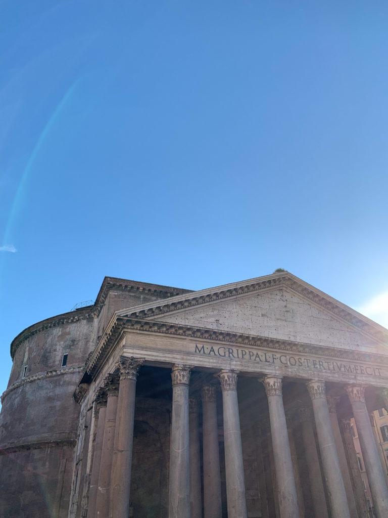 Panthéon week-end Rome