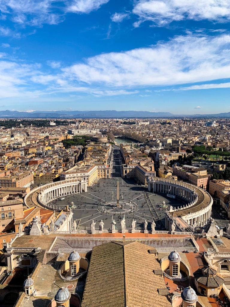 Place Saint Pierre Rome