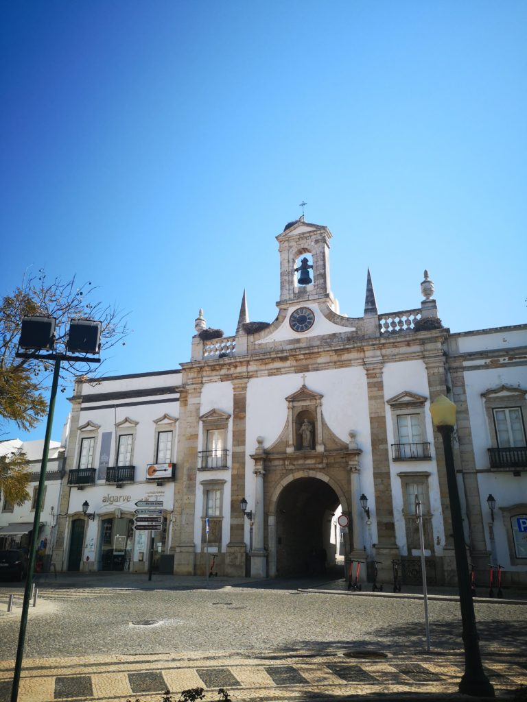 Faro vieille ville