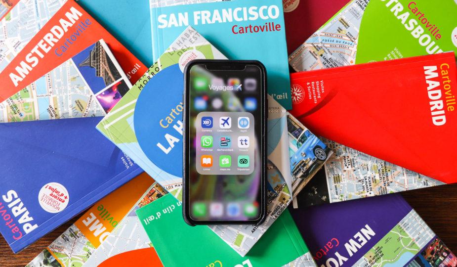 Top 10 applications utiles en voyages