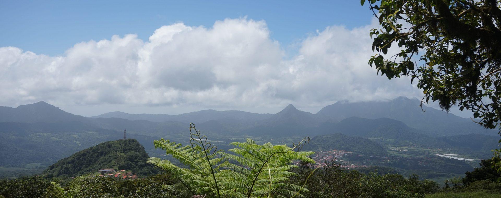 Activités en Martinique