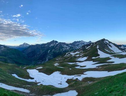 Tour du Mont Blanc - GR5